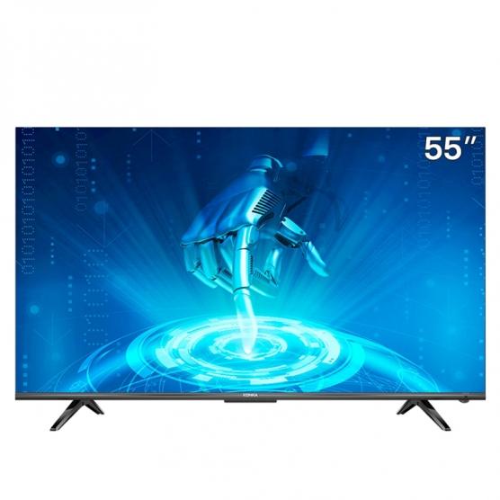 55Q30 55英寸免遥控远场语音4K电视