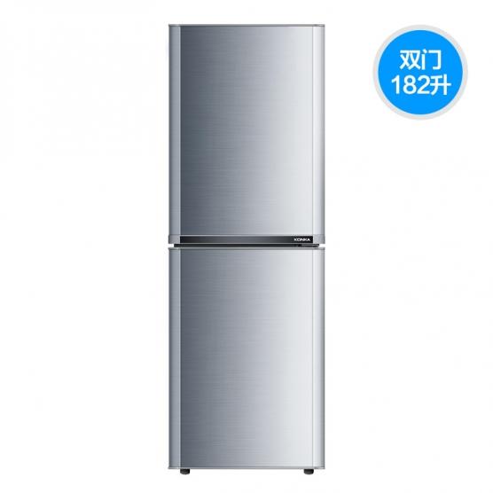 BCD-182TA-GY 182升双门冰箱