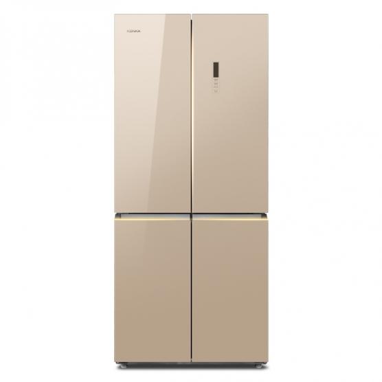 458升 十字对开门冰箱BCD-458EBX4S