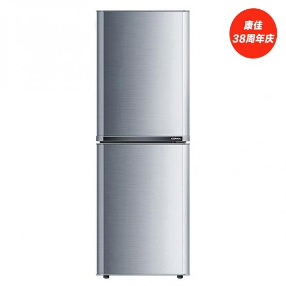 182升 双门冰箱BCD-182TA-GY