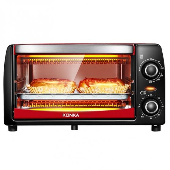 入门级迷你烘焙小烤箱 KAO-1208