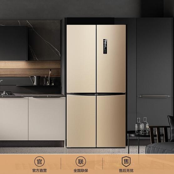450升十字对开门双变频冰箱 BCD-450WEGX4SP