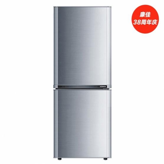155升 双门冰箱BCD-155TA-GY