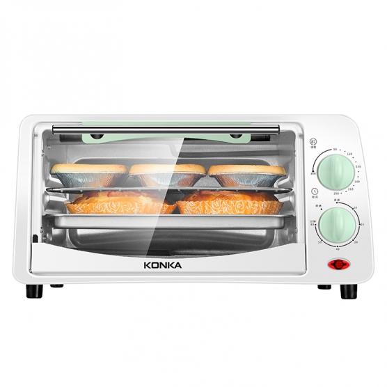 12L 多功能迷你烘焙小烤箱KAO-A12U