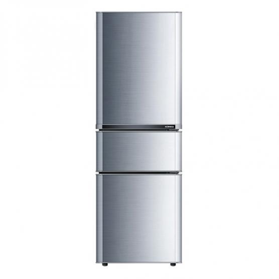 212升 三门冰箱 BCD-212MTG-GY