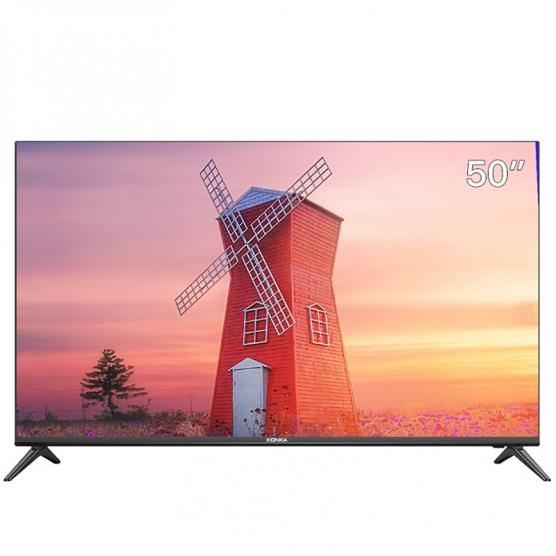 LED50D6 50英寸AI人工4K高清电视