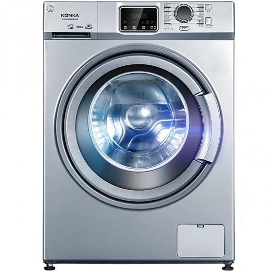 10公斤 滚筒洗衣机 XQG100-BB14708S