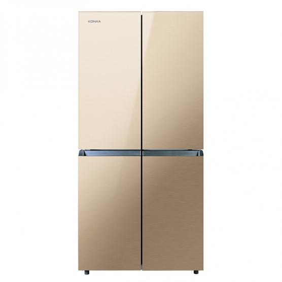 458升 风冷无霜 十字对开门冰箱BCD-458EBX4S