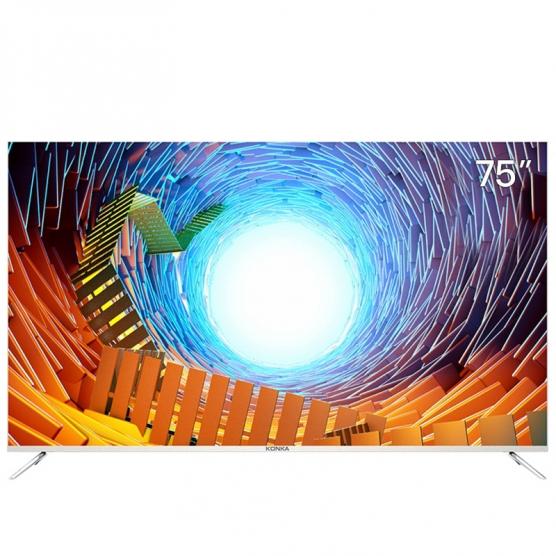 E75U 75英寸超薄金属 巨屏电视