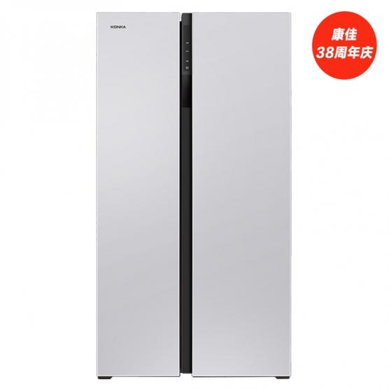 499升 风冷无霜 对开门冰箱BCD-499WEGY5S
