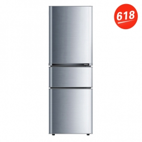 192升 三门冰箱BCD-192MT-GY