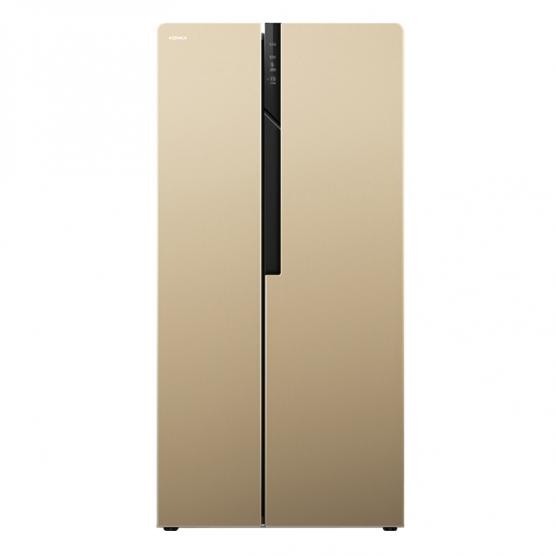 430升 风冷无霜 对开门冰箱BCD-430WEGX5S