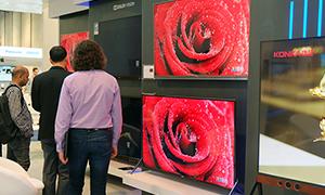 从CES展看电视行业新趋势