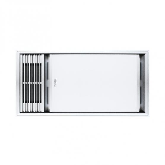 豪华双电机超亮屏浴室取暖器N600-02