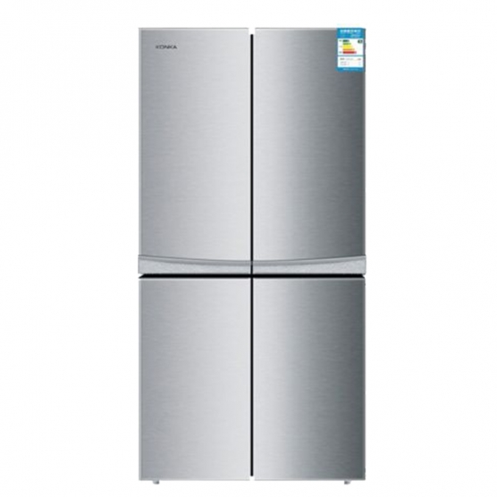 330升 十字对开门冰箱BCD-330L4GY