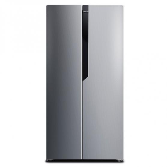 388升薄壁技术双变频风冷对开门电冰箱BCD-388WEGY5SP