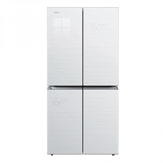 396升 十字对开门冰箱BCD-396MN-BB