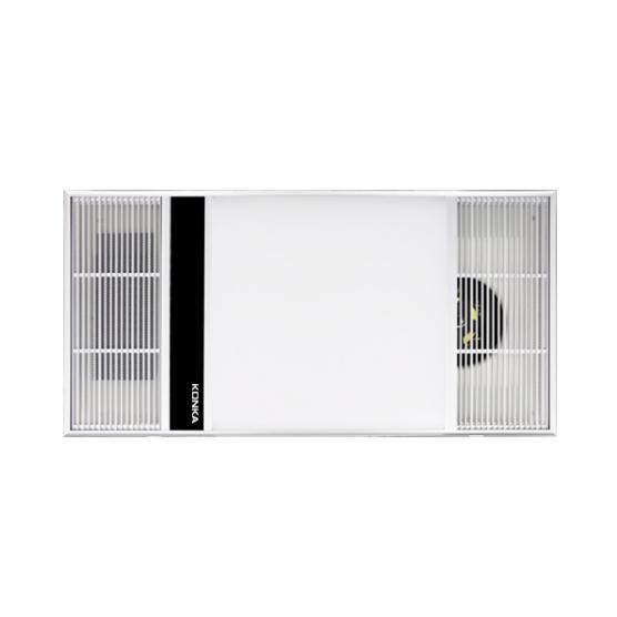 智能数显五合一空调型取暖器N600-03