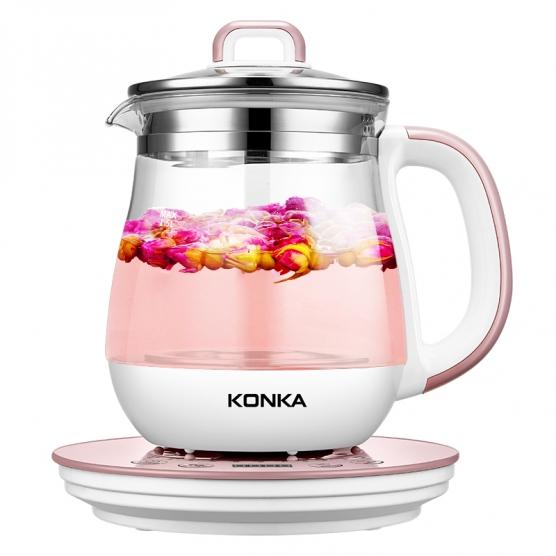 1.8L大容量 玻璃烧水壶KHK-1825
