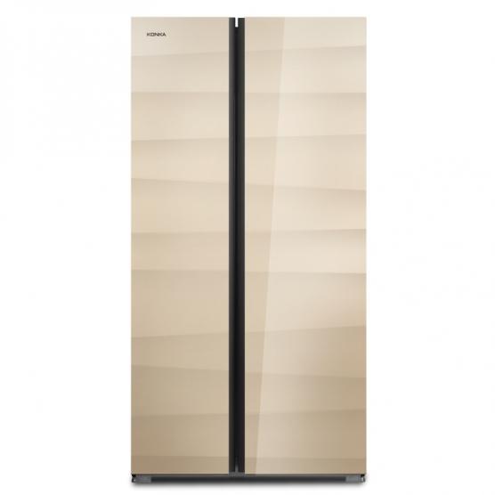 435升 对开门冰箱BCD-435BX5S