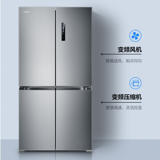 505升嵌入式冰箱 BCD-505WEGY4SP